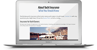 Yacht Insurance Support