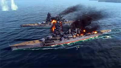 World of Warships Video Game